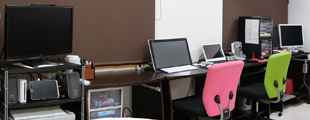 小さなパソコン教室のイメージ